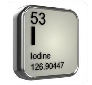 Supplement of the Month Iodine What is it?